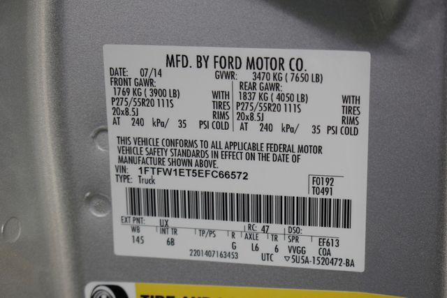 2014 Ford F-150 FX4 Luxury Edition SuperCrew 4X4 - NAV - SUNROOF! Mooresville , NC 49