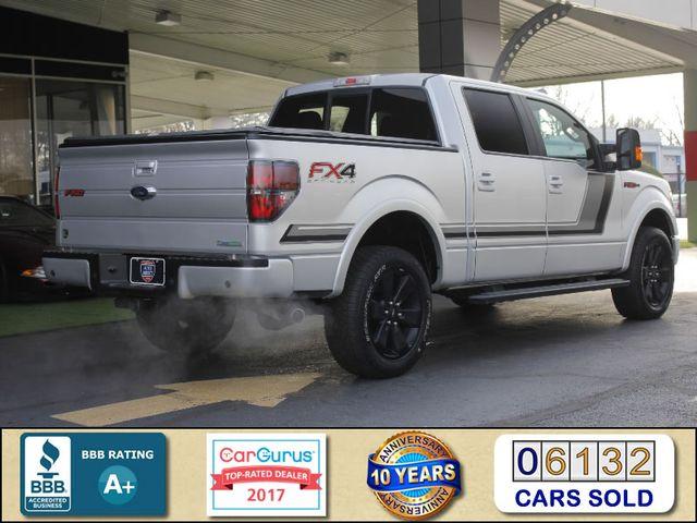 2014 Ford F-150 FX4 Luxury Edition SuperCrew 4X4 - NAV - SUNROOF! Mooresville , NC 2
