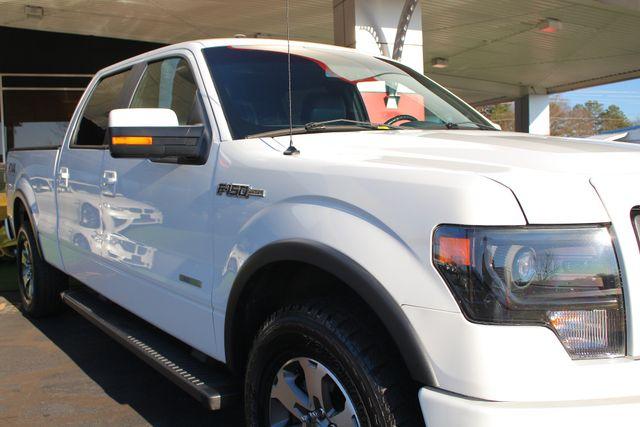 2014 Ford F-150 FX4 Luxury Edition SuperCrew 4X4 - NAV - SUNROOF! Mooresville , NC 23