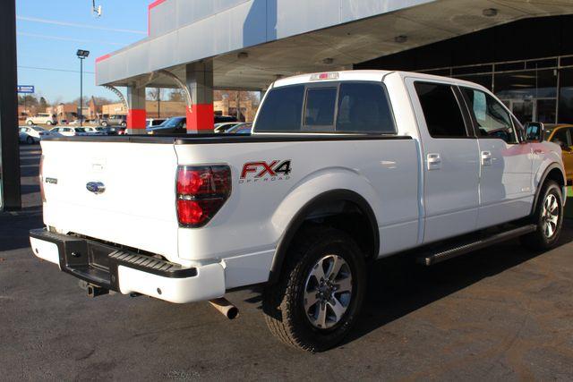 2014 Ford F-150 FX4 Luxury Edition SuperCrew 4X4 - NAV - SUNROOF! Mooresville , NC 25