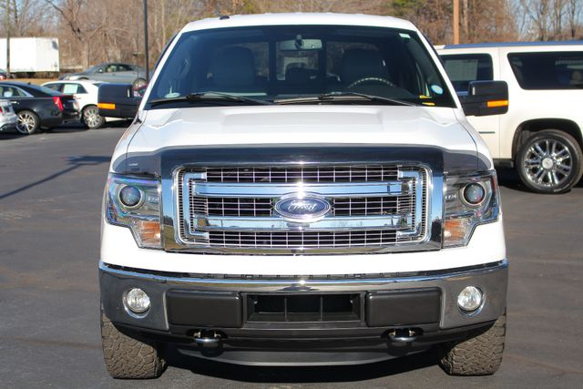 2014 Ford F-150 XLT Luxury Edition SuperCrew 4X4 - LEATHER - HIDS! Mooresville , NC 15