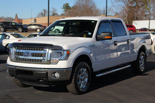 2014 Ford F-150 XLT Luxury Edition SuperCrew 4X4 - LEATHER - HIDS! Mooresville , NC 22