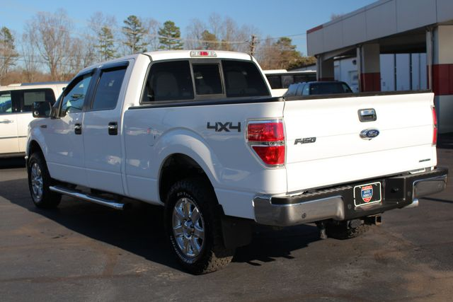 2014 Ford F-150 XLT Luxury Edition SuperCrew 4X4 - LEATHER - HIDS! Mooresville , NC 26