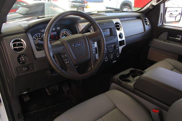 2014 Ford F-150 XLT Luxury Edition SuperCrew 4X4 - LEATHER - HIDS! Mooresville , NC 29