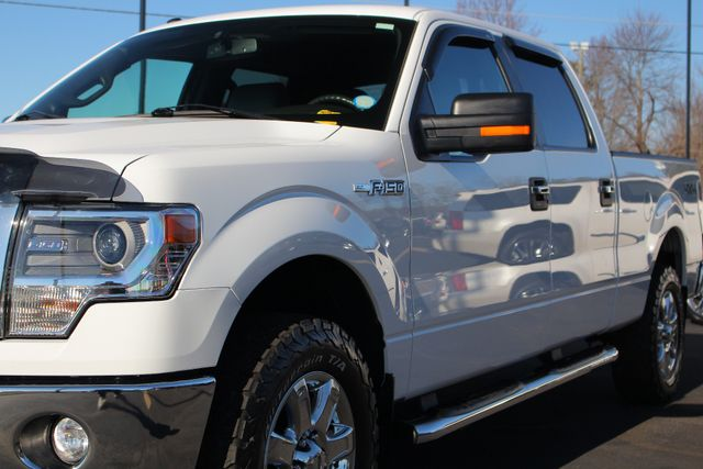 2014 Ford F-150 XLT Luxury Edition SuperCrew 4X4 - LEATHER - HIDS! Mooresville , NC 23