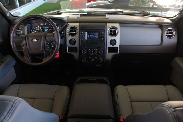 2014 Ford F-150 XLT Luxury Edition SuperCrew 4X4 - LEATHER - HIDS! Mooresville , NC 27