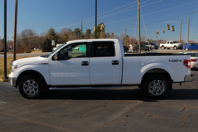 2014 Ford F-150 XLT Luxury Edition SuperCrew 4X4 - LEATHER - HIDS! Mooresville , NC 14