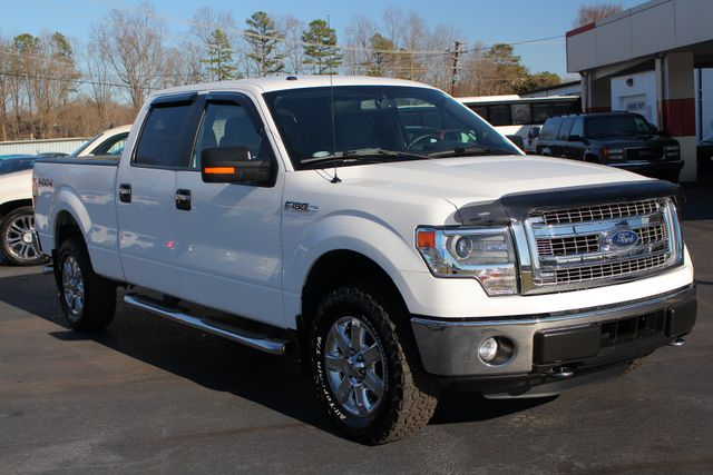 2014 Ford F-150 XLT Luxury Edition SuperCrew 4X4 - LEATHER - HIDS! Mooresville , NC 21
