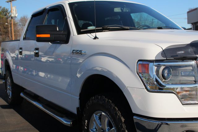 2014 Ford F-150 XLT Luxury Edition SuperCrew 4X4 - LEATHER - HIDS! Mooresville , NC 24