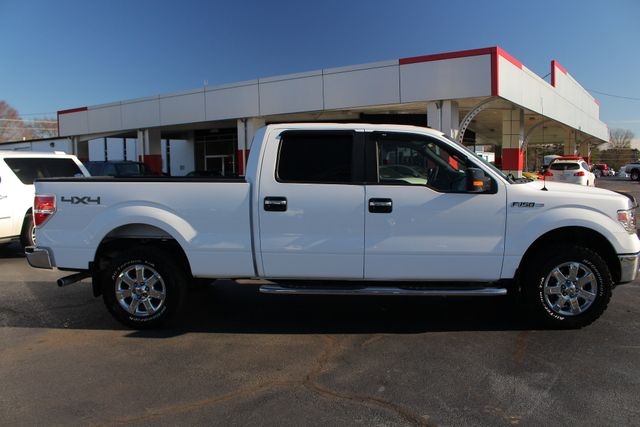 2014 Ford F-150 XLT Luxury Edition SuperCrew 4X4 - LEATHER - HIDS! Mooresville , NC 13
