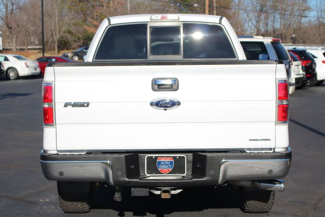 2014 Ford F-150 XLT Luxury Edition SuperCrew 4X4 - LEATHER - HIDS! Mooresville , NC 16