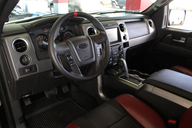 2014 Ford F-150 SVT Raptor LUXURY SuperCrew 4x4 SPECIAL EDITION! Mooresville , NC 36