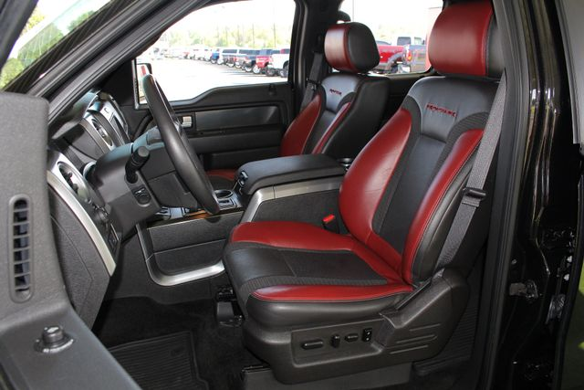 2014 Ford F-150 SVT Raptor LUXURY SuperCrew 4x4 SPECIAL EDITION! Mooresville , NC 8