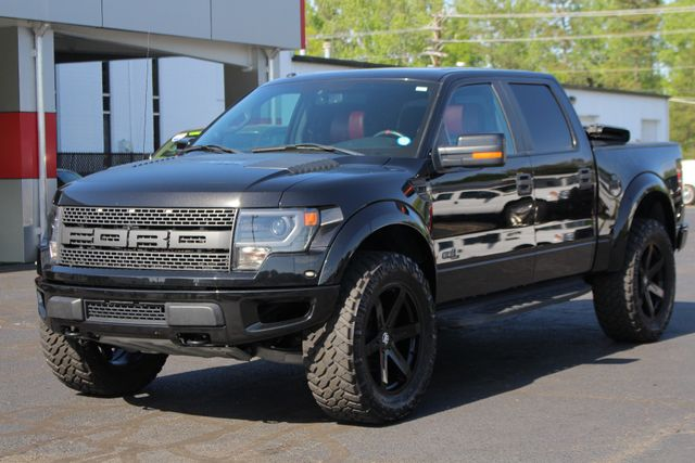 2014 Ford F-150 SVT Raptor LUXURY SuperCrew 4x4 SPECIAL EDITION! Mooresville , NC 24