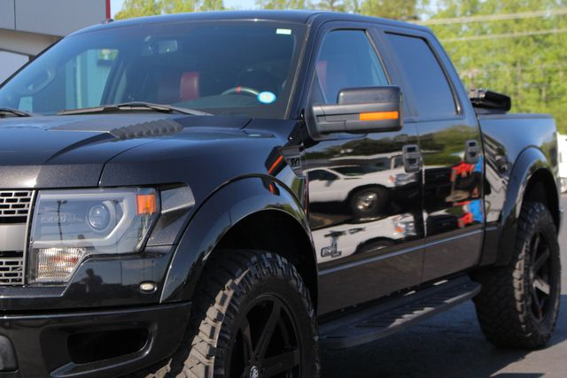 2014 Ford F-150 SVT Raptor LUXURY SuperCrew 4x4 SPECIAL EDITION! Mooresville , NC 28