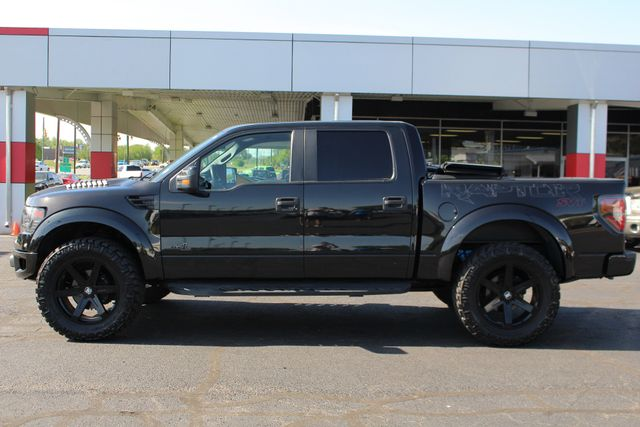 2014 Ford F-150 SVT Raptor LUXURY SuperCrew 4x4 SPECIAL EDITION! Mooresville , NC 15