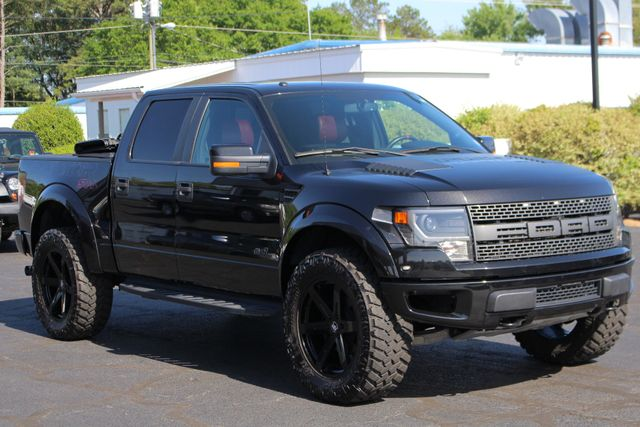 2014 Ford F-150 SVT Raptor LUXURY SuperCrew 4x4 SPECIAL EDITION! Mooresville , NC 23