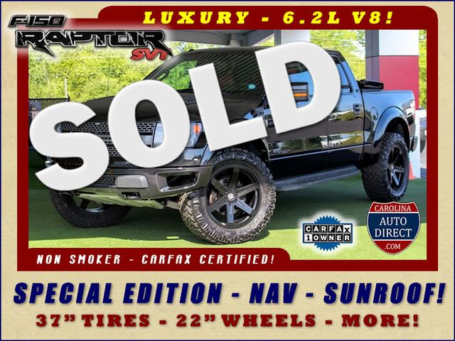 2014 Ford F-150 SVT Raptor LUXURY SuperCrew 4x4 SPECIAL EDITION! Mooresville , NC 0