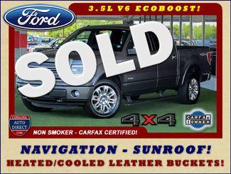 2014 Ford F-150 Platinum SuperCrew 4x4 - NAV - SUNROOF! Mooresville , NC