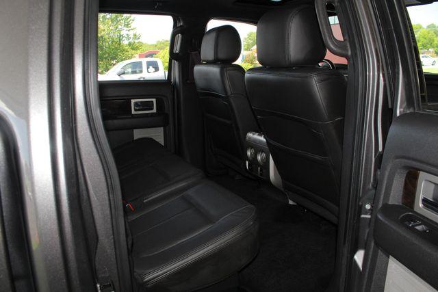 2014 Ford F-150 Platinum SuperCrew 4x4 - NAV - SUNROOF! Mooresville , NC 40