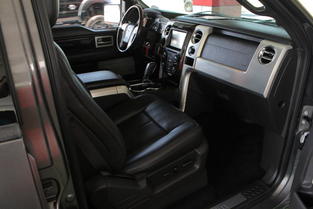 2014 Ford F-150 Platinum SuperCrew 4x4 - NAV - SUNROOF! Mooresville , NC 31