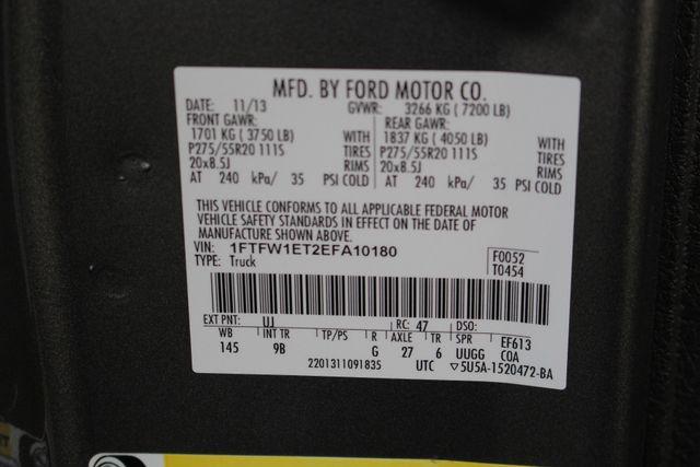 2014 Ford F-150 Platinum SuperCrew 4x4 - NAV - SUNROOF! Mooresville , NC 49