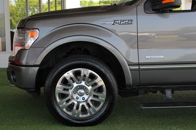 2014 Ford F-150 Platinum SuperCrew 4x4 - NAV - SUNROOF! Mooresville , NC 20