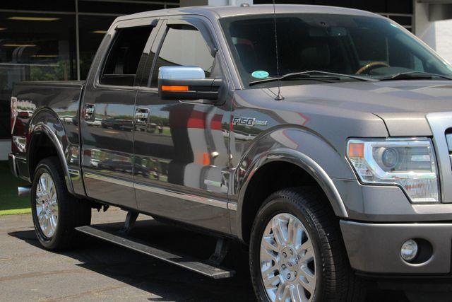 2014 Ford F-150 Platinum SuperCrew 4x4 - NAV - SUNROOF! Mooresville , NC 25