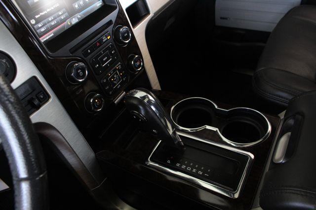 2014 Ford F-150 Platinum SuperCrew 4x4 - NAV - SUNROOF! Mooresville , NC 38