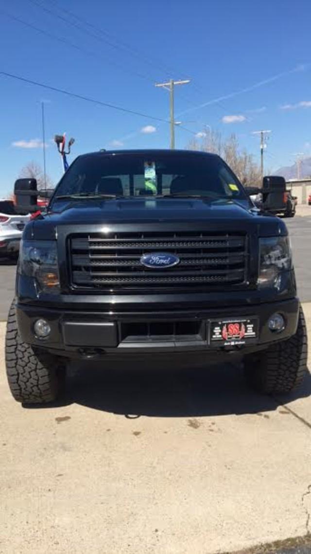 2014 Ford F-150 FX4 Ogden, Utah 1