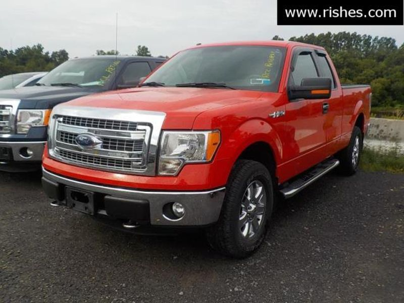 2014 Ford F-150 XLT w/ Chrome pkg | Rishe's Import Center in Ogdensburg New York