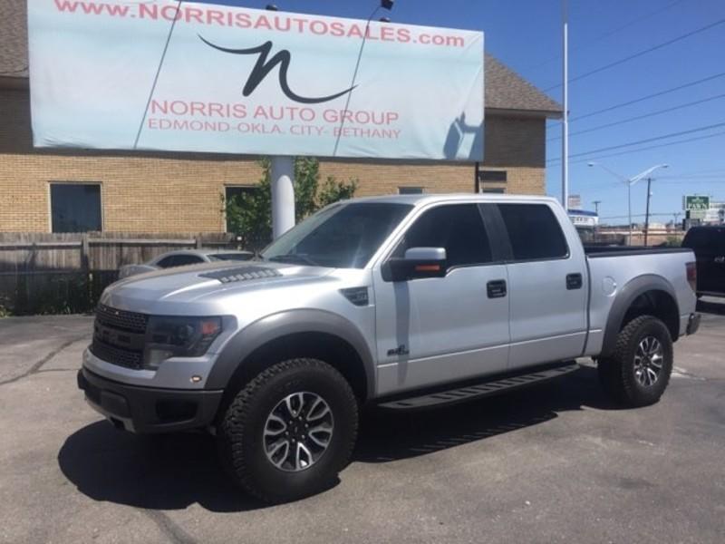 2014 Ford F-150 SVT Raptor in Oklahoma City OK