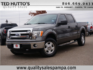2014 Ford F-150 XLT Pampa, Texas