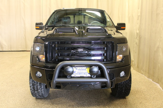 2014 Ford F-150 FX4 6.2L Roscoe, Illinois 9