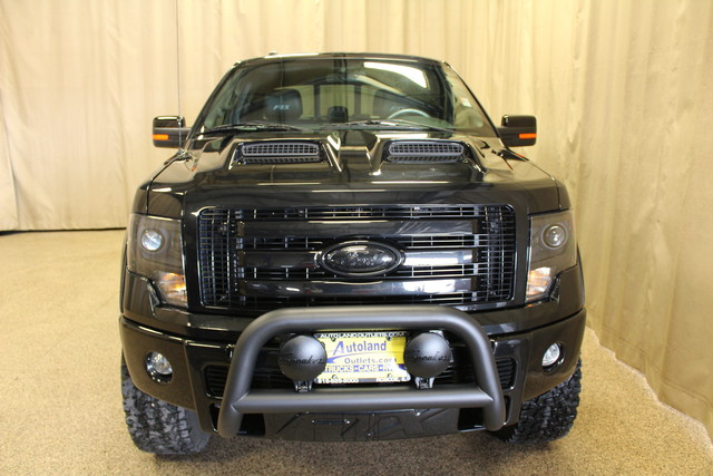 2014 Ford F-150 FX4 6.2L Roscoe, Illinois 3