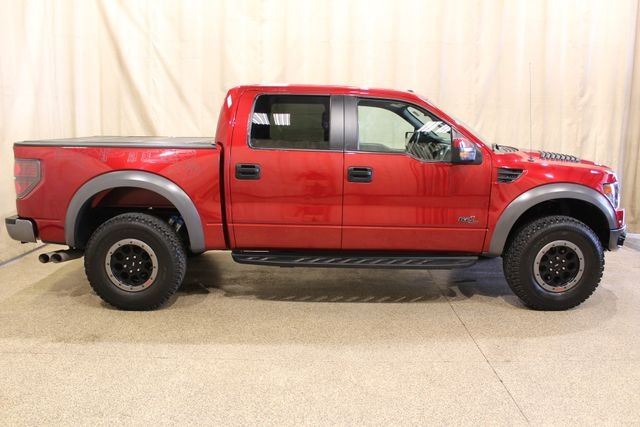2014 Ford F-150 SVT Raptor Roscoe, Illinois 1