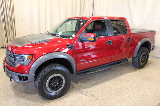 2014 Ford F-150 SVT Raptor Roscoe, Illinois 2