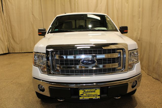2014 Ford F-150 XLT Roscoe, Illinois 3