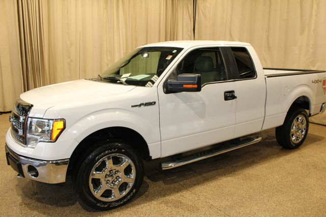 2014 Ford F-150 XLT Roscoe, Illinois 2