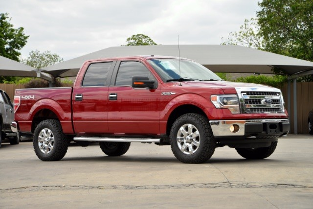2014 Ford F-150 XLT San Antonio , Texas 1