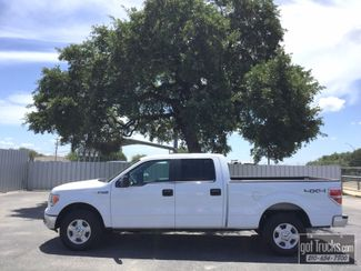 2014 Ford F150 Crew Cab XLT 5.0L V8 4X4 | American Auto Brokers San Antonio, TX in San Antonio Texas