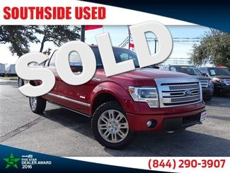 2014 Ford F-150 Platinum | San Antonio, TX | Southside Used in San Antonio TX