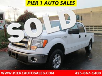 2014 Ford F-150 XLT Seattle, Washington