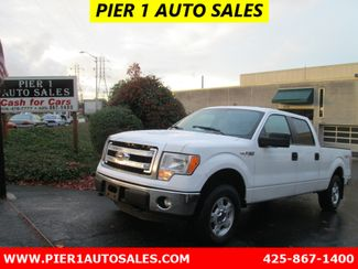 2014 Ford F-150 XLT Seattle, Washington 14