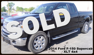 2014 Ford F-150 SuperCab in Ogdensburg New York