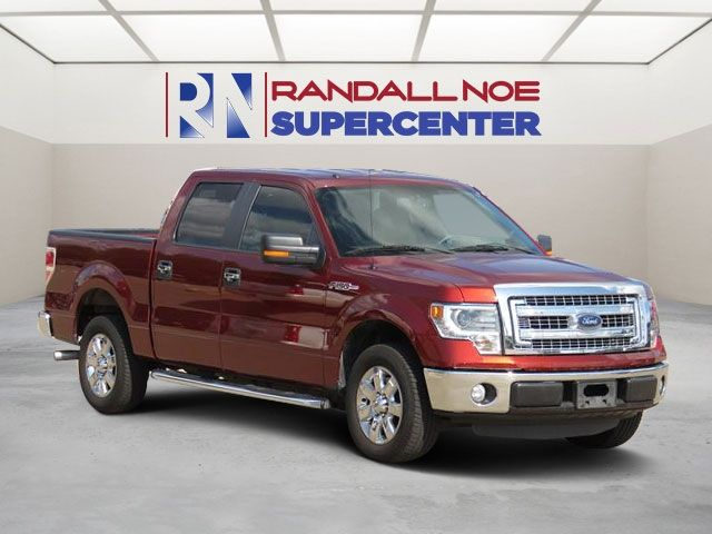 2014 Ford F-150 XLT | Randall Noe Super Center in Tyler TX