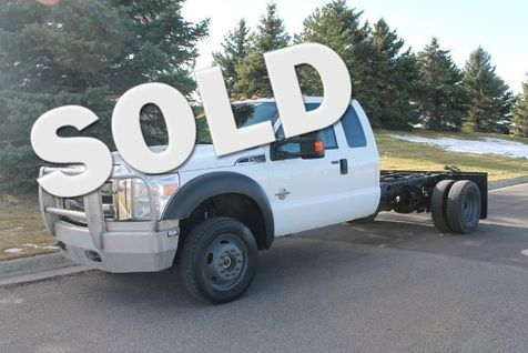 2014 Ford F-550 SuperCab DRW 4WD in Great Falls, MT