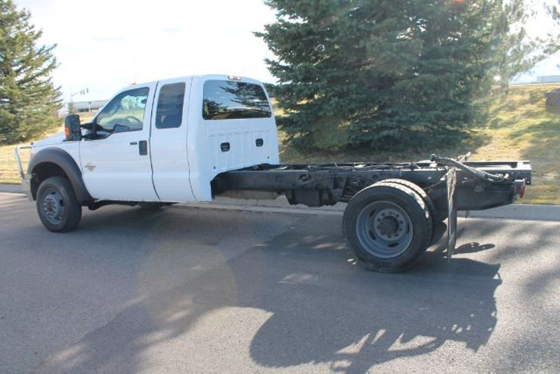 2014 Ford F-550 SuperCab DRW 4WD  city MT  Bleskin Motor Company   in Great Falls, MT