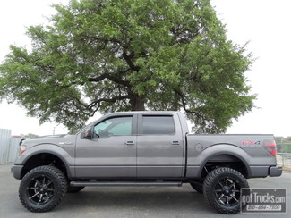 2014 Ford F150 Crew Cab FX4 5.0L V8 4X4 in San Antonio Texas