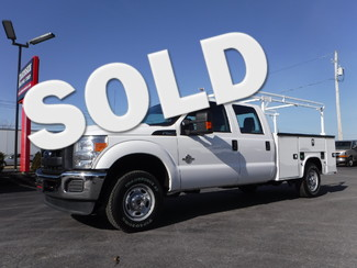 2014 Ford F250 Crew Utility Diesel 4x4 in Lancaster, PA PA